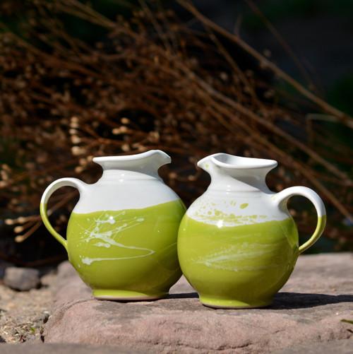 Dochucovací lahvička Olej/ Ocet (buclatá lesk) 1