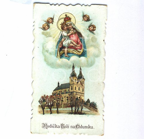 SVATÝ OBRÁZEK - č. 4