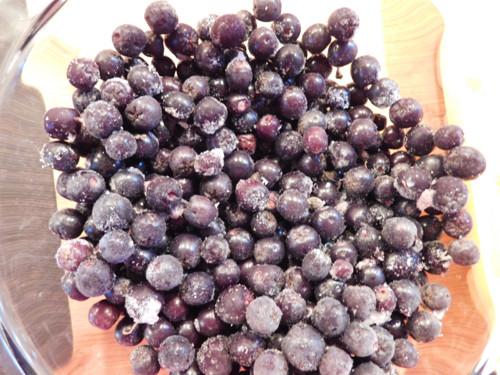 Aronie-plody mražené