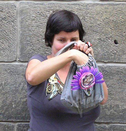Inka brož