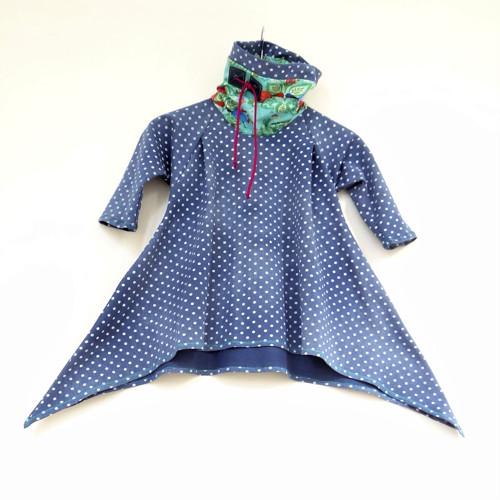 Originální tunika/šatky  pro malé parádnice