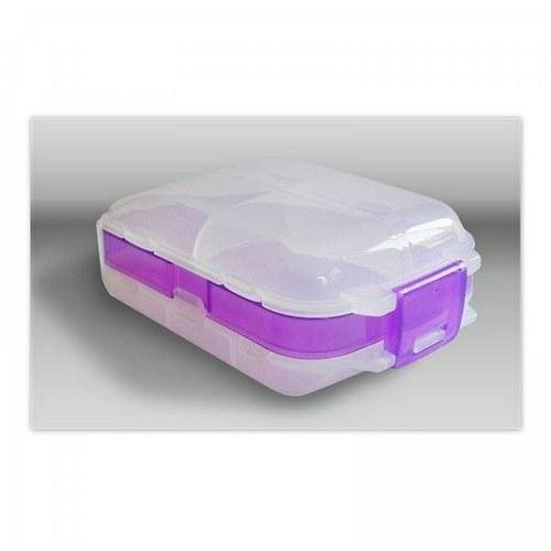 Plastový box / fialkový