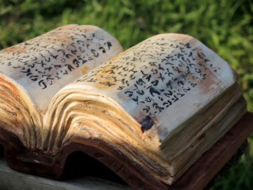 Podivuhodná alchymie, kniha kouzel, čas zázraků