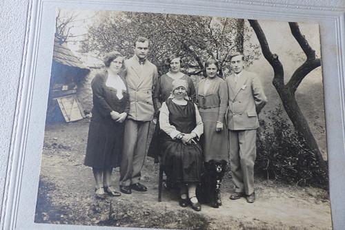 Červen 1932... stará fotografie