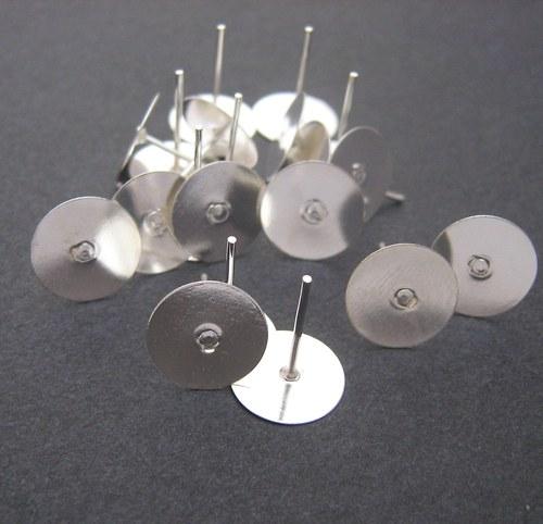 Puzety 10 mm - 10 ks + zarážky zdarma