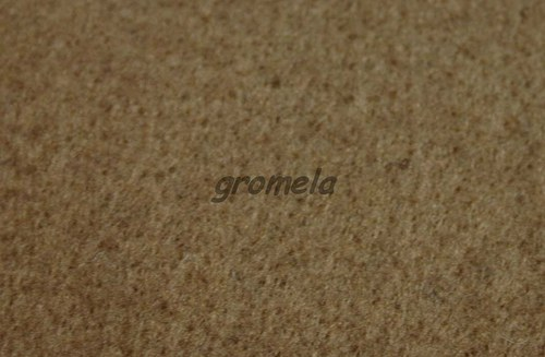 Tmavě hnědý filc 1,5 mm - 69