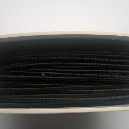 sutaška černá; 5 m