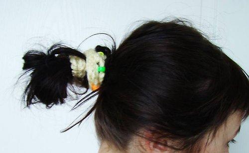 SLEVA -  Motanice - nákrčník - i do vlasů