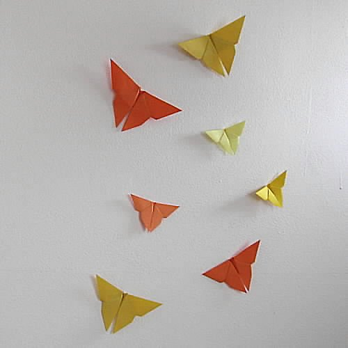 Sedm motýlů