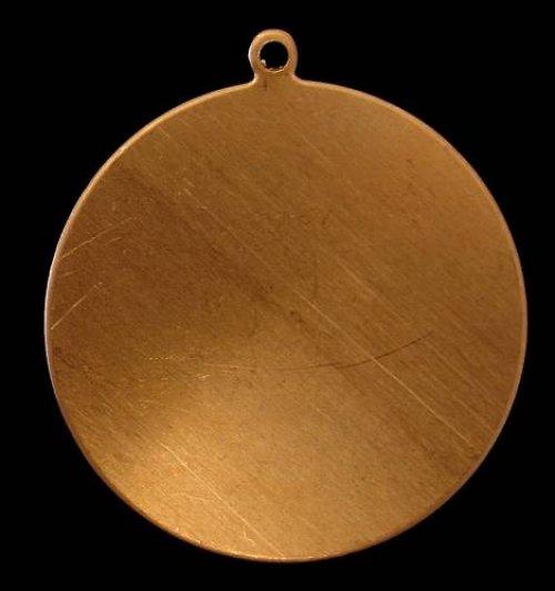Přívěšek - Kruh s ouškem 3cm