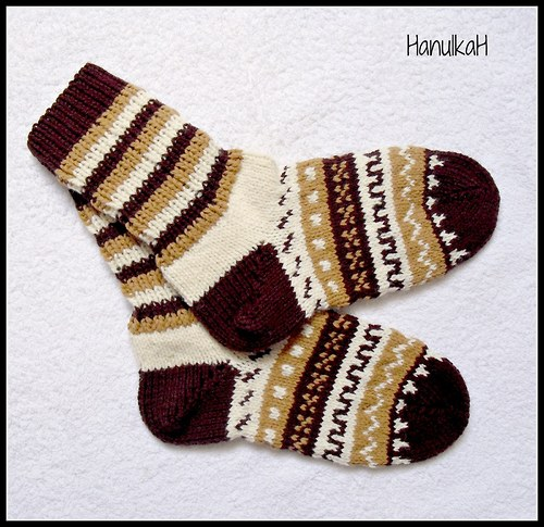 Pánské ponožky 0071