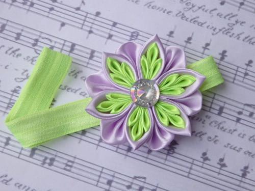 čelenka květinka