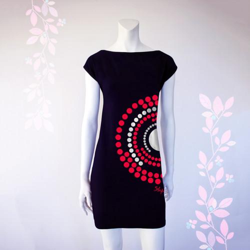 Smart Dress BLACK DANDELION