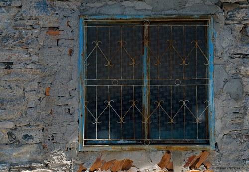 Modré okénko III