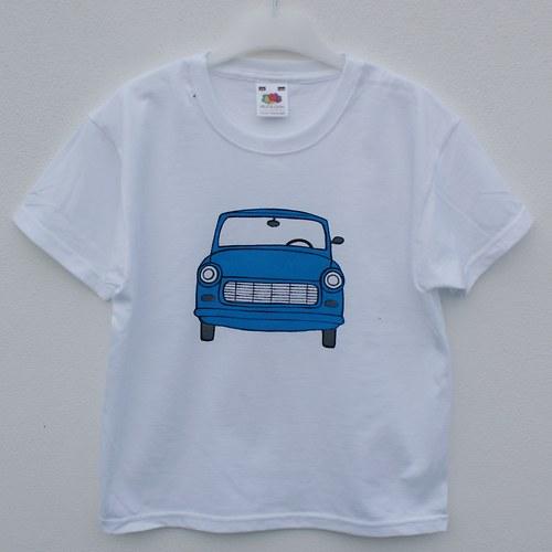 Chlapecké  tričko Trabant