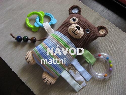 Activity medvídek - NÁVOD