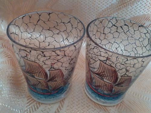 Staré skleničky