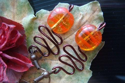 Žíhané oranžovky