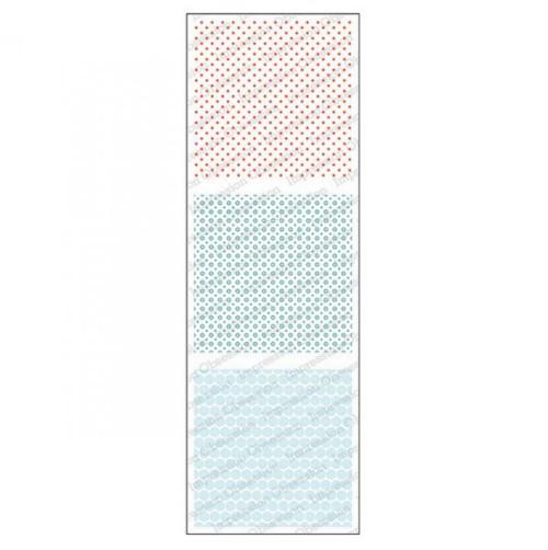 Sada cling razítek IO Stamps / Mini Patterns 2
