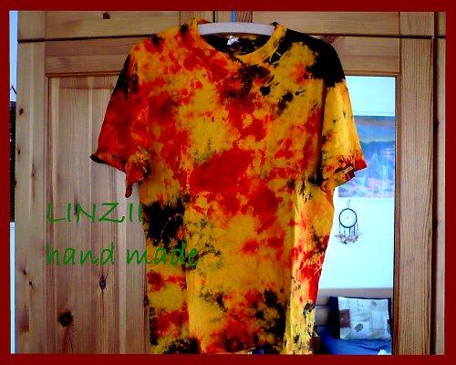 Podzimní tričko v M