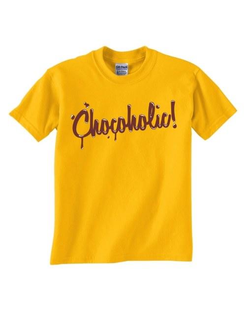 Chocoholic — dětské tričko
