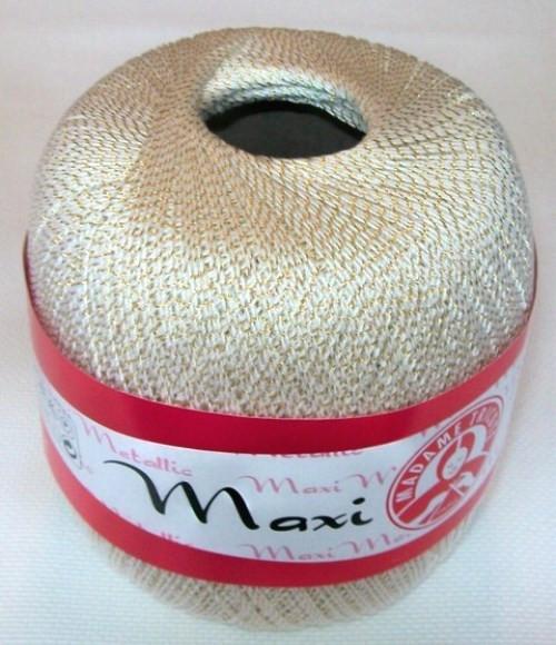 Maxi MT bílá + zlato 2003