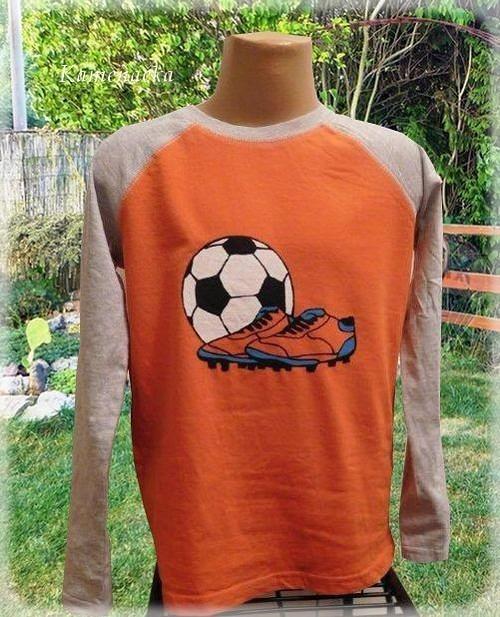 tričko pro fotbalistu