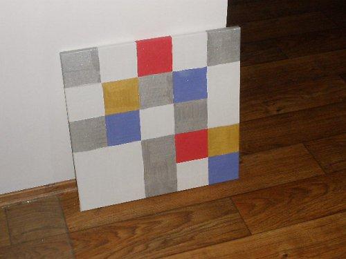 Čtverce - Squares