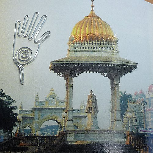 Hand of India