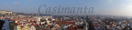 Panorama, Praha
