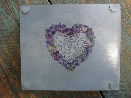 Velká krabice Love