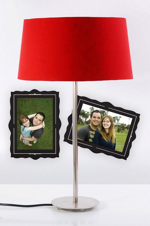 Rámeček na fotografie 10x15 cm - samolepka na zeď