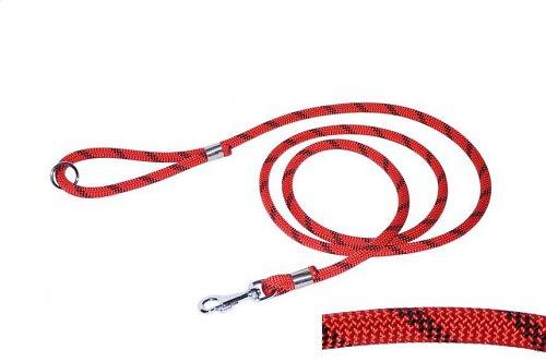 Vodítko z horolezeckého lana dl. 1,5m červené