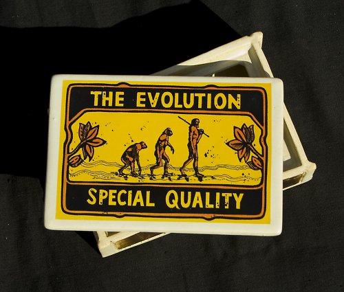 Krabička The Evolution
