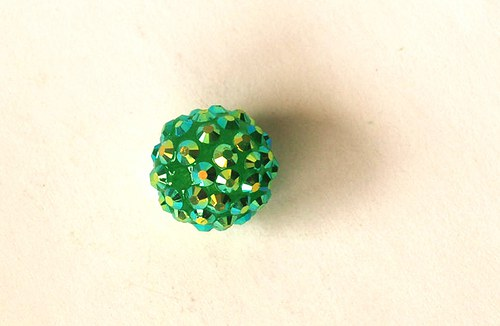 Kulička 16mm - zelená