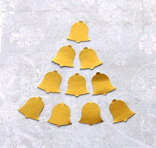 Zvonečky mini - 10 ks