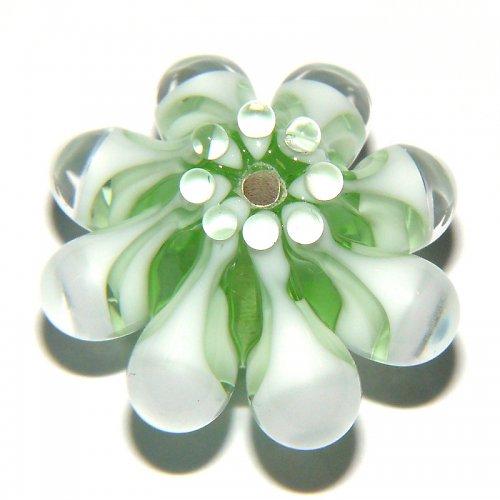 Vinutá perle - EXKLUZIV - peridot