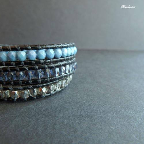 Wrap - Deep blue