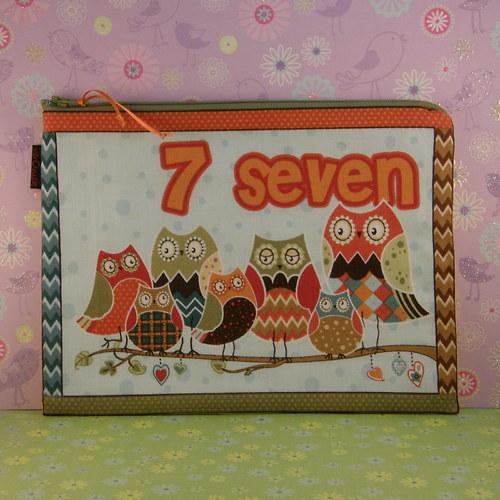 kapsička - 7 seven