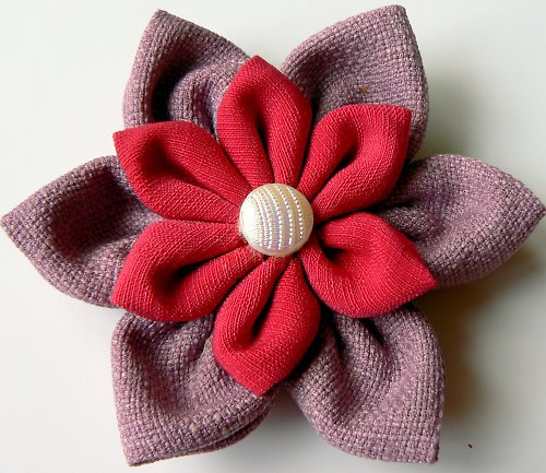 Květina - leknínek