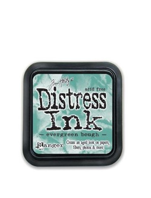 Distress Ink, inkoust Evergreen Bough