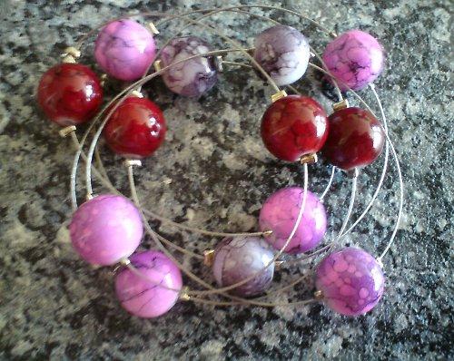 Sladký náhrdelník