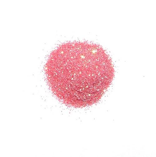 Třpytivý prach červený pomeranč  #51    4gramy