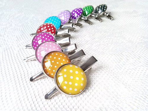 Pin Up hair clips (all colors)