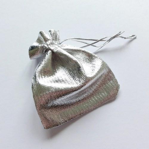 Stříbrný sáček