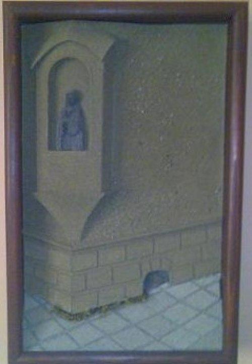 Kaple s madonkou