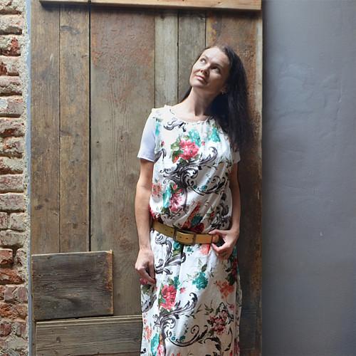 Vílám II- vrstvené šaty