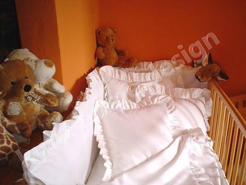 detská posteľná bielizeň EMMA