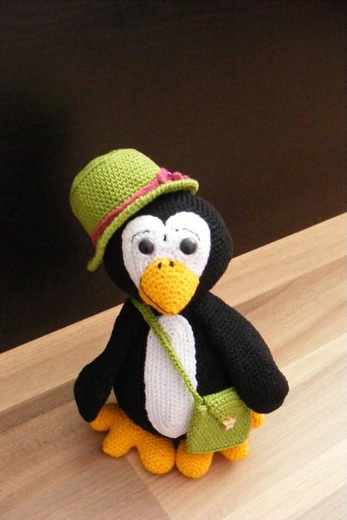 Tučňák na vandrovke