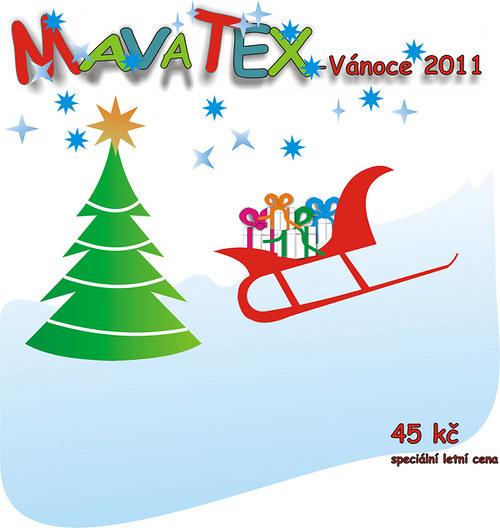 Časopis Mavatex Vánoce 2011
